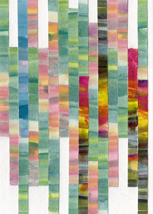 """paper quilt"" collage"