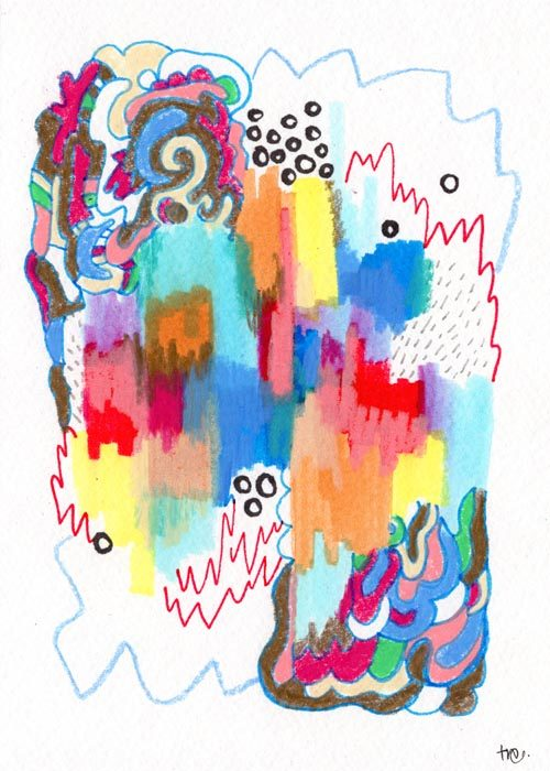 DailyDoodle image by Traci Larson