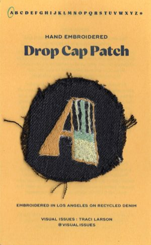 Drop Cap Patch